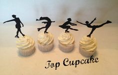 Hey, I found this really awesome Etsy listing at https://www.etsy.com/listing/209136345/figure-skating-cupcake-toppers