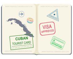Cuban Tourist Card & Visa