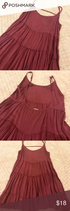 Brandy Melville Jada Dress Super cute and comfy  Great condition  Fits Small/medium best Brandy Melville Dresses