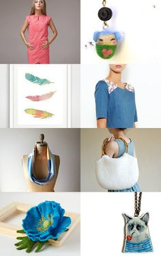 Summer crush by Mammabook on Etsy--Pinned with TreasuryPin.com