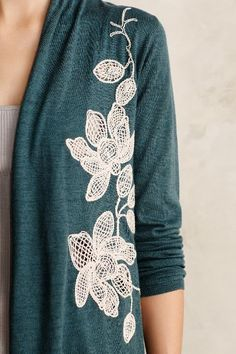 Morning Petals Cardigan - anthropologie.com #anthrofave