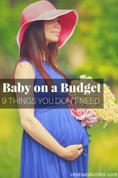 Pregnant and on a tight budget? You can prepare for baby even if you don't have much money. Skip these 9 items you don't need and save money. preparing for baby prepare for baby Baby On The Way, Our Baby, Baby Baby, Baby On A Budget, Preparing For Baby, Before Baby, Everything Baby, Baby Time, First Baby