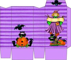 SGBlogosfera. Jose Maria Argüeso: BOXES FOR HALLOWEEN