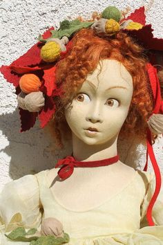 "39"" Large Size Lenci doll...... Four Seasons series.....AUTUMN"