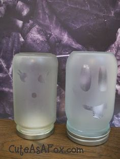 Use etching cream on table # vases???