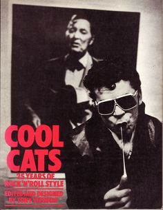 Tony Stewart (editor), Cool Cats: 25 Years Of Rock 'n' Roll Style (1981)