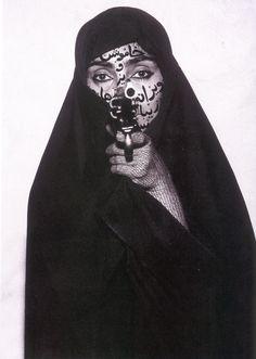 Shirin Neshat, 'Women Of Allah'