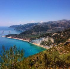 Gargano's amazing coast