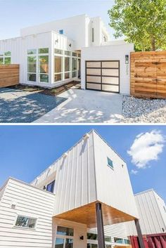 Your First Look at the Austin Shipping Container Home