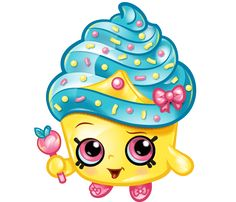 Cupcake Queen is a Limited Edition Shopkin from Season One. There are only 100 of her produced. Cupcake Queen: Super sweet and a keeper of the peace!