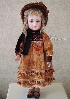French Bisque Bebe J.Steiner, Figure A (FR563) | 人形(Doll),アンティークドール | timeroman-shop