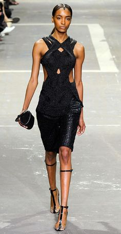 Alexander Wang #DressingwithBarbie