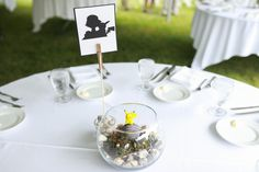 Terrarium Centerpiece, Wedding Table Centerpieces, Wedding Decorations, Table Decorations, Pokemon Table, Pokemon Decor, Wedding Crafts, Diy Wedding, Dream Wedding