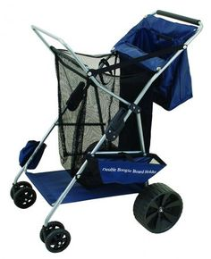 Rio Beach Beach Caddy Deluxe - Carrying all your beach items will be a breeze with this all-terrain folding cart. Holds cooler, up to 4 chairs, towels, boogie board, and other miscellaneous gear. Beach Vacation Packing List, Best Island Vacation, Beach Trip, Beach Vacations, Camping Furniture, Camping Chairs, Tonga, Beach Camping, Camping Gear