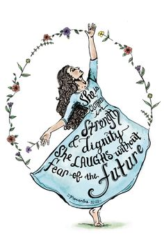 This is an encouraging bible verse for a girl's room or to send as a scripture based greeting card for graduation or birthday Bible Verses For Girls, Bible Verse Art, Bible Verses Quotes, Bible Scriptures, Bible Verse For Birthday, Bible Quotes For Women, Encouraging Bible Verses, Bible Verses On Strength, Quotes For Girls