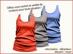SEW4MY3: LIST OF OVER 40 FREE TANK TOP SEWING PATTERNS FOR WOMEN.