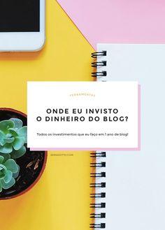 Onde eu invisto o dinheiro do blog?      http://sernaiotto.com/2016/08/01/onde-eu-invisto-o-dinheiro-do-blog/
