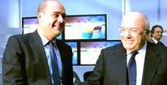 Lazio : Francesco Storace battuto ,vince Nicola Zingaretti