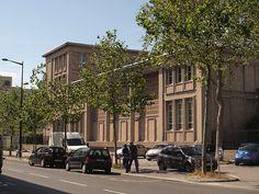 Le Havre Architecture Auguste Perret - Le collège Raoul Dufy