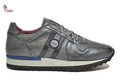MELLUSO WALK R2900 chaussures de sport de corde coin lacets 39 cQHZsXNz