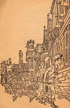 Gone-Away Lake by Elizabeth Enright, illustrated by Beth and Joe Krush