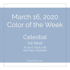 Forecast for the Week of March 16, 2020 - Through the Kaleidoscope with Kelly Galea