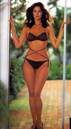 Linda Carter what a babe!!! Wonder Woman! More sexy models at sexy-calendars.com