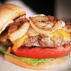 """Best Hamburger Ever 