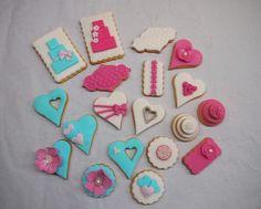 Wedding cookies by Pure Sweet ♡