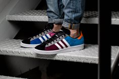 """The adidas Originals Campus 80s Jam """"The Fourness"""" is available at our shop now! EU 41 1/3 - 46 2/3 