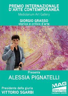 Alessia Pignatelli espone alla galleria MAG di Padova
