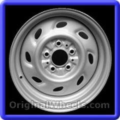 Ford Explorer 1993 Wheels & Rims Hollander #3070  #FordExplorer #Ford #Explorer #1993 #Wheels #Rims #Stock #Factory #Original #OEM #OE #Steel #Alloy #Used