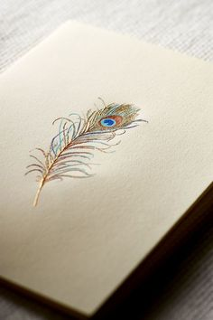 Image result for gold peacock feather art