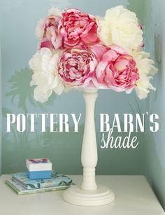 Diy PotteryBarn Lamp Shade