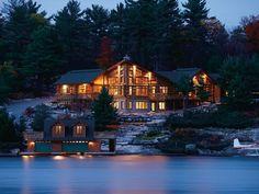 1086 3200 Road Gravenhurst, Ontario, Canada– Luxury Home For Sale
