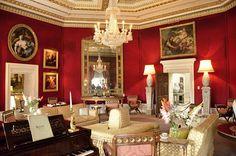 Lounge in Basildon Park, Berkshire