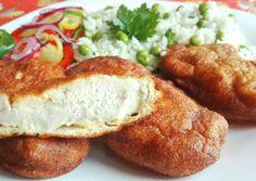 Csirkemell Orly-módra 🍺 recept foto Baked Potato, Main Dishes, Potatoes, Baking, Ethnic Recipes, Disney, Essen, Main Course Dishes, Entrees