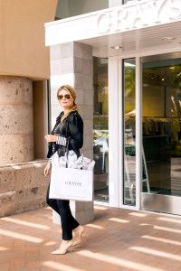 Mischa Barton Went Back to the O.C. to Shop