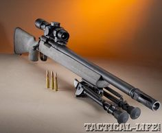 SOUND OFF MONDAY!! Have you read the article REMINGTON 700 SPS TACTICAL 300 BLK from the Guns & Weapons for L.E. May issue? WHAT ARE YOUR THOUGHTS?