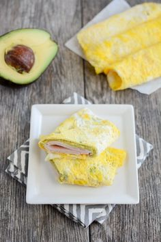 These Easy Egg Wraps are perfect for a low-carb, high-protein snack. Make several ahead of time and fill with things like turkey, avocado,…