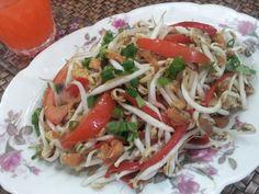 Lauk sempoi je tapi menjadi menu mahal dalam masakan di gerai2...hehee...puas hati masak sendiri... :)