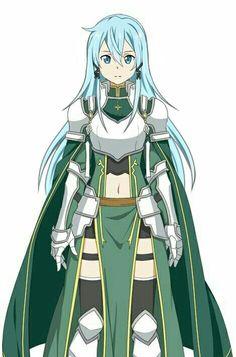 Female Character Concept, Character Art, Anime Meme, Anime Costumes, Cool Costumes, Sinon Ggo, Asuna, Sword Art Online Kirito, Sword Art Online Meme