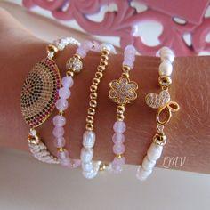 Set de pulseras by Luz Marina Valero