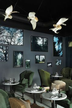 The Best Cafe Bar And Restaurant Interiors Of 2014