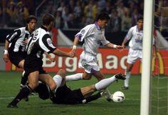 Pedja Mijatovic goal Champions League 1997-1998 Amsterdam - Real Madrid vs Juventus la septima