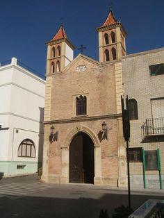 Iglesia Nuestra Señora de las Angustias, Vera. Almería.