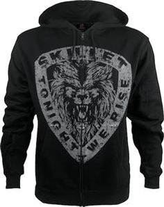 Rise Hoody - Skillet Online Store I almost bought this at the concert i went to!