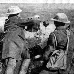 Signaller in World War 1 - Worcestershire Regiment