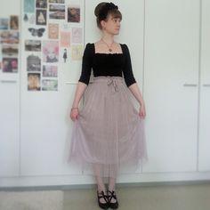 "Mari Susanna - Kalevala Jewelry Earrings, Necklace & Bracelet - A ""modern Midsummer witch"" look"