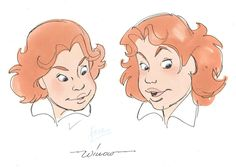 WILLOW The Animated Series - 1980's Concept Art